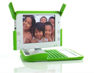 XO One Laptop Per Child OLPC Negroponte